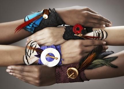 HAJI_Couture_Wrist_Cuff
