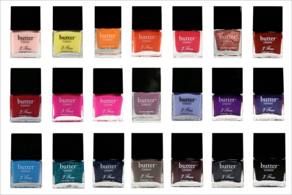 Julie\'s Creative Lifestyle: Butter London Nail Lacquer