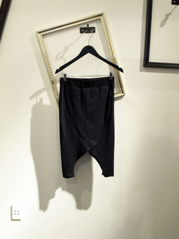 Image of tulip afghan shorts by Shin Pop-Up Shop at Acrimony