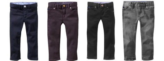 image of Baby Gap Skinny Jeans Fall 2010