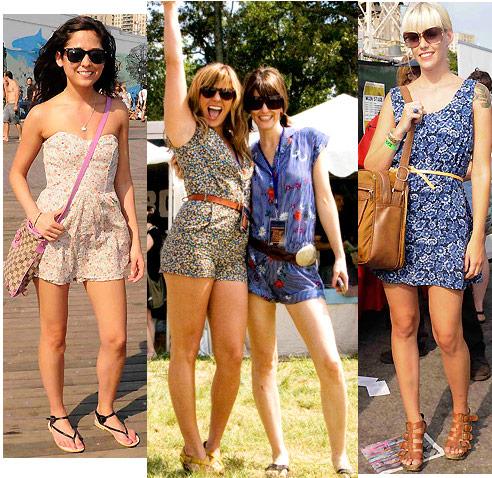 Stylebust Music Festival Fashion