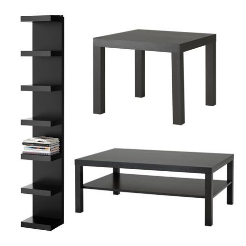 Stylebust bedroom - Ikea serie lack ...