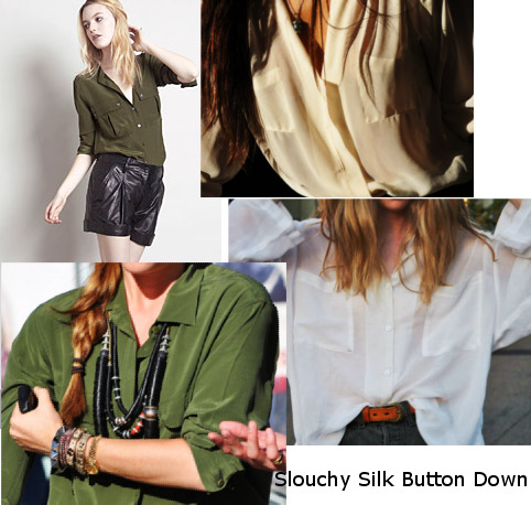 womens fall 2010 slouchy trend