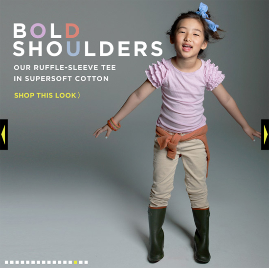 image of jcrew kids skinnt pants and boots