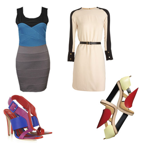 image of Colorblock Fashion 2010