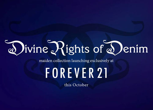 image of Divine Right of Denim for forever21