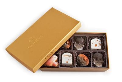 image of godiva chocolate-scream