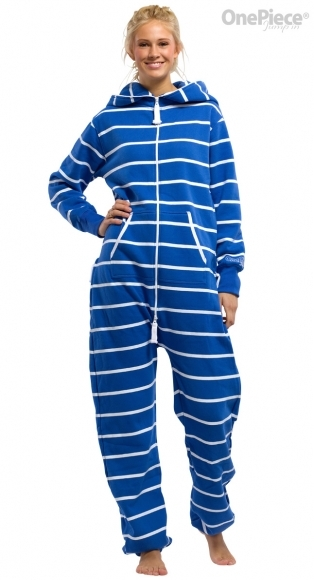 image of OnePiece Blue Stripes