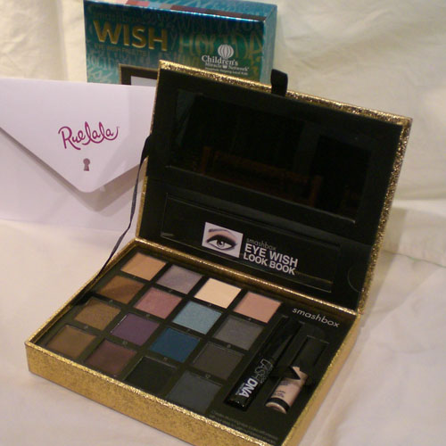 image of Smashbox eye wish palette