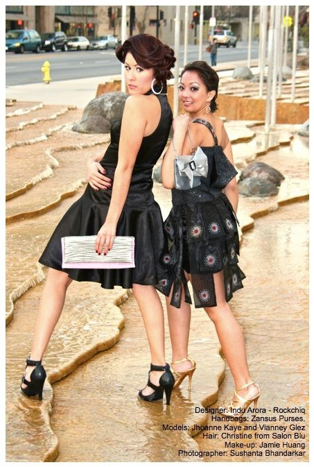 RockChiq Black Dresses