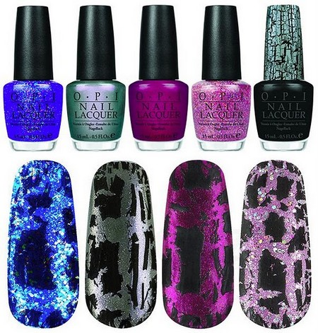 katy perry nail polish black shatter. I tried Black Shatter with