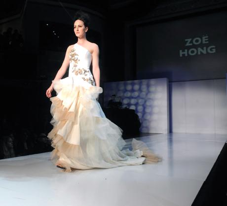 Zoe Hong by Kevin Sam