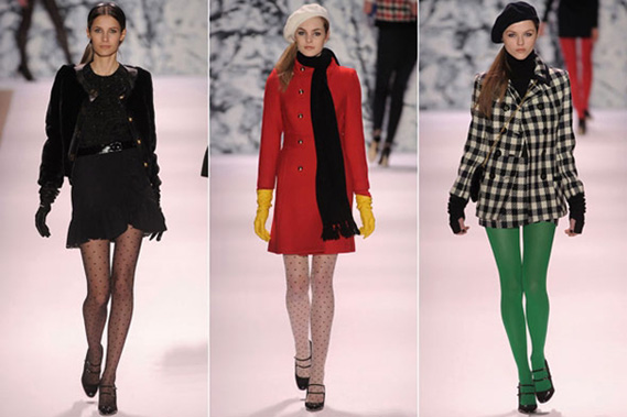 image of Tights for Fall 2011