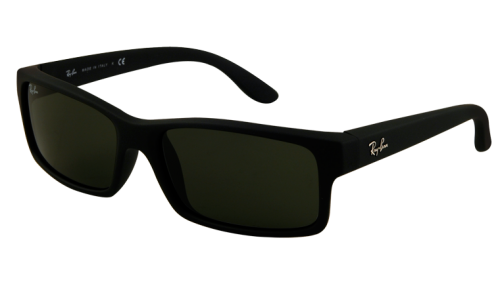 image of Ray-Ban-Black-square-glasses