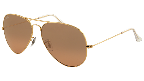image of Ray-Ban-gold-aviators
