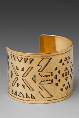 image of Obey the horizon cuff
