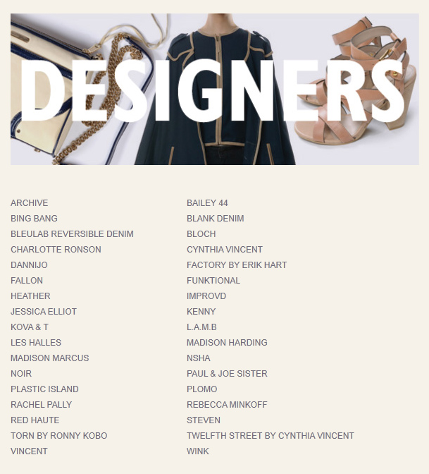 image of Shop The Far Out Designers