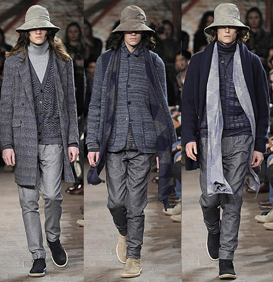 image of Missoni Mens Fall 2011-3