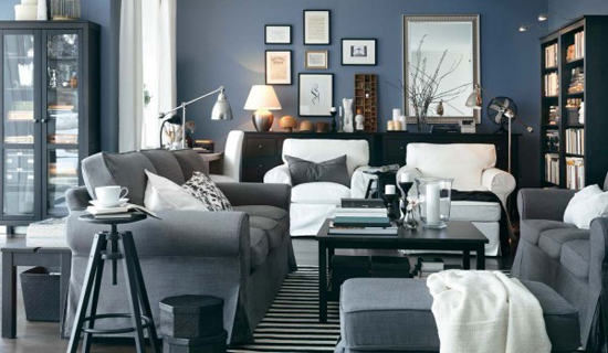 Cool Living Room Ideas stylebust » living room
