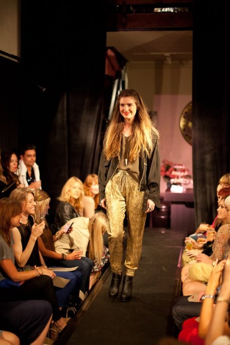 image of Laura Ellner On the Racks in Mira Mira Show