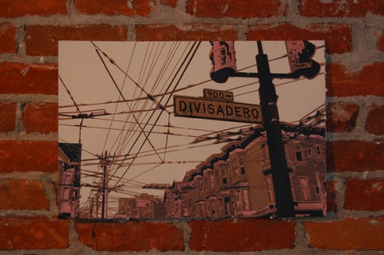 image of divisadero st. art