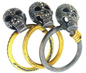 image of Atelier Minyon Triple Skull