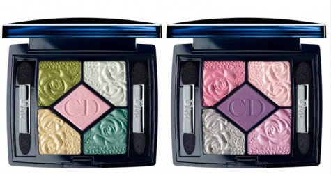 image of dior spring 2012 Garden Roses Eyeshadow Palettes