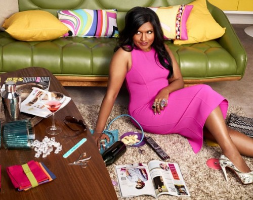 image of the mindy project on FOX