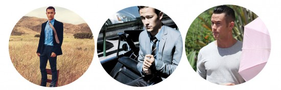 image of Actor Joseph Gordon Levitt Style