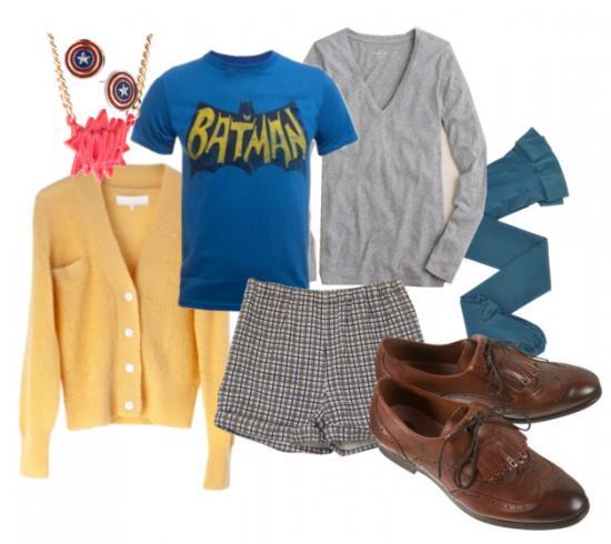 image of Dress like Sheldon Cooper