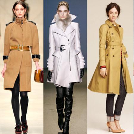 image of runway-trench-coats