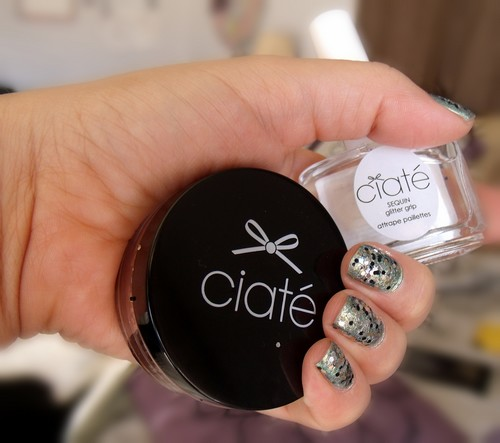 ciate sequined manicure