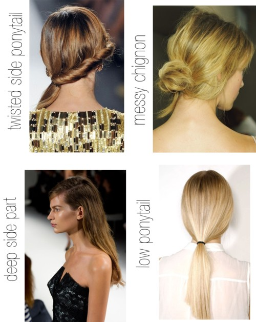 Spring 2013 hair trends