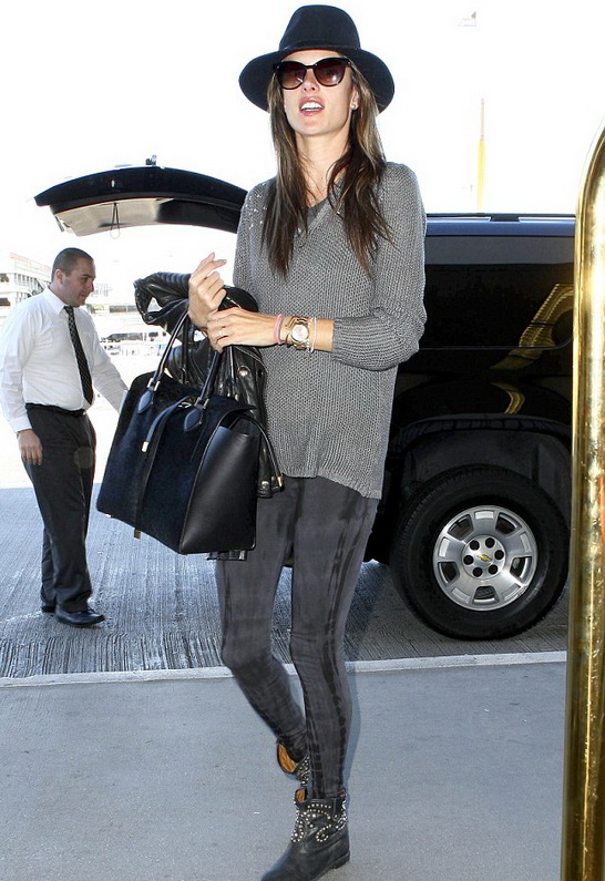 Alessandra Ambrosio in Denimocracy