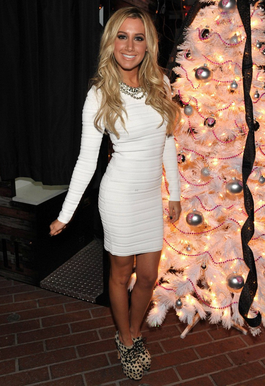 Ashley Tisdale in Penelope and Coco