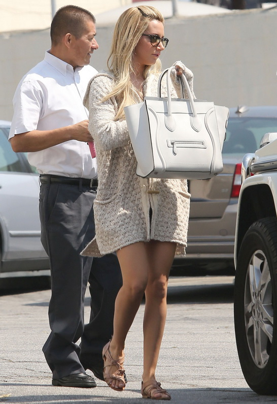 Ashley Tisdale in Free People