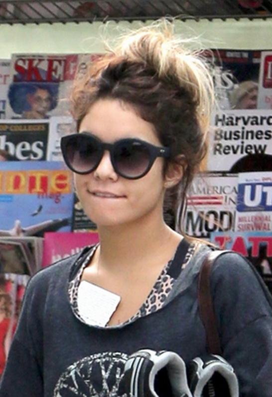 Vanessa Hudgens in Quay Eyewear
