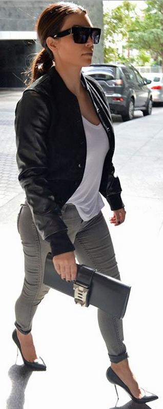 Kim Kardashian in SIMONE