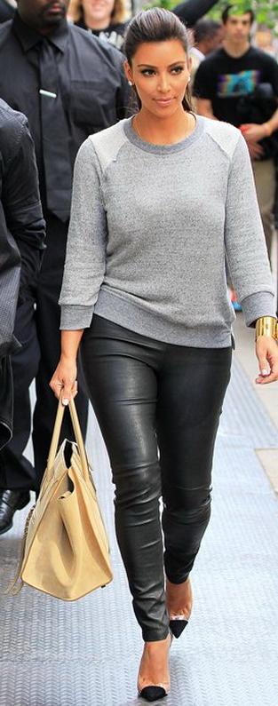Kim Kardashian in 194t