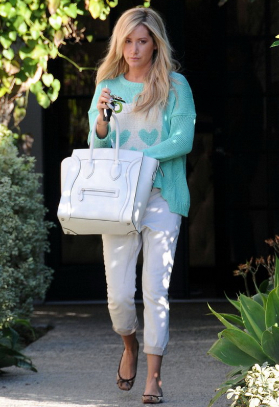 Ashley Tisdale in Vintage Havana