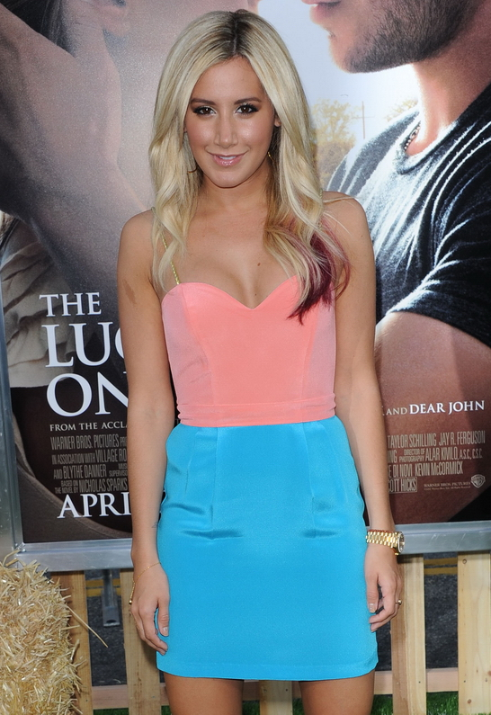 Ashley Tisdale in Naven