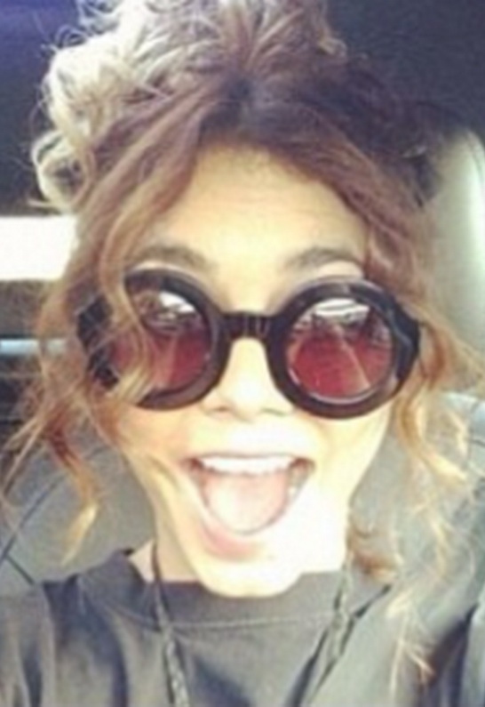 Vanessa Hudgens in Wildfox Sun