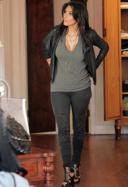 Kim Kardashian in LnA