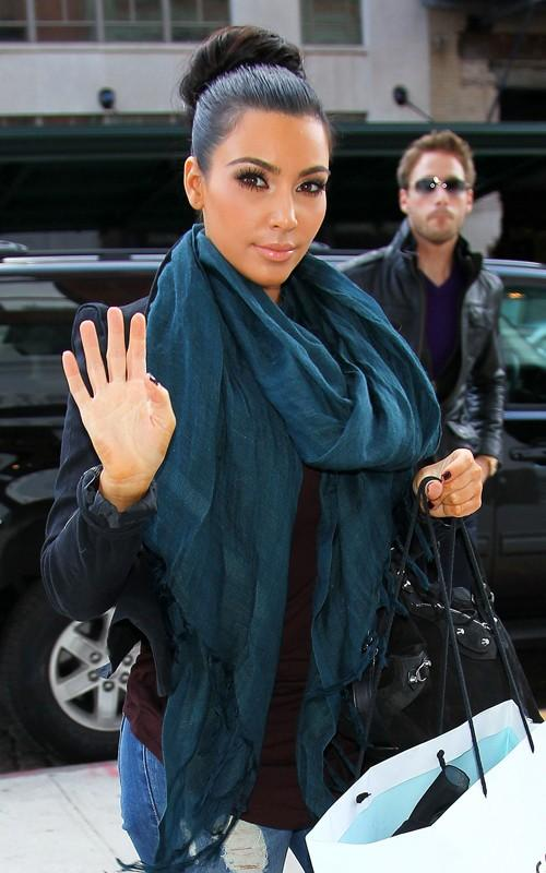 Kim Kardashian in Love Quotes