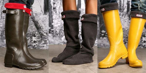 Hunter Boots welly warmers