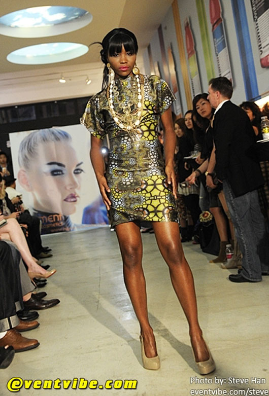 image of Chan.nel Karama LTD at SFFW 2010 dress