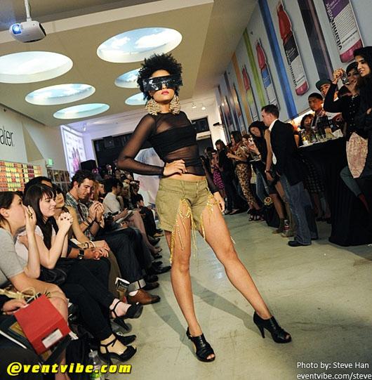 image of Chan.nel Karama LTD at SFFW 2010 shorts