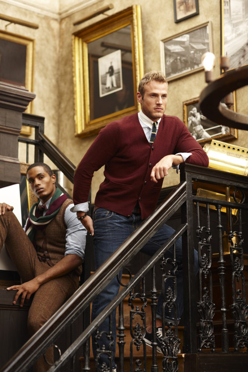 image of rugby holiday lookbook guys