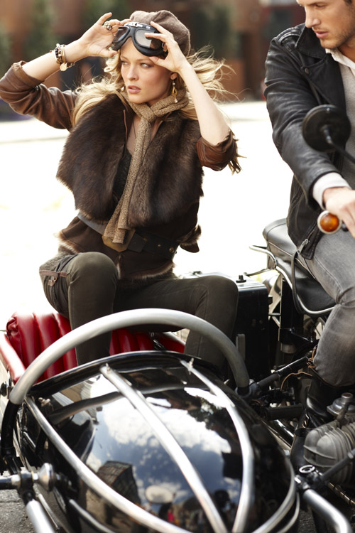 image of rugby holiday lookbook sidecar