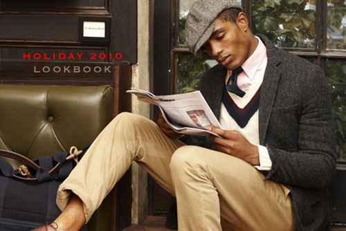 image of rugby holiday lookbook